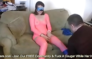 Megan Starr Loxx Gets Punished For Being A Slut