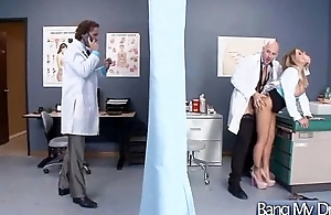 (payton west) Slut Horny At all events Seduce Doctor And Bang Hard Style clip-18