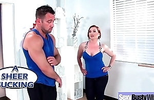 (Katja Kassin) Lovely Horny Housewife With Bigtits Like  Hardcore Sex clip-16