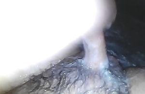 Stroking My Very Hard Cock With Soap In Bath - clip