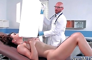 (Cytherea) Sexy Patient Come At Doctor Into the possession of Hardcore Bang clip-07
