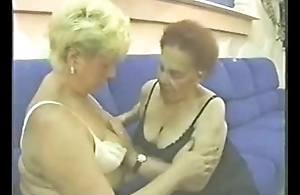 Very old lesbian grannies. Amateur