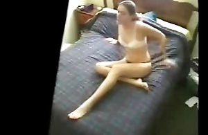 My sister caught masturbating watching a porno. Establish discontinue cam