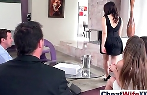 Beautiful Horny Housewife (valentina nappi)  Enjoy Hard Great White Father Sex clip-29