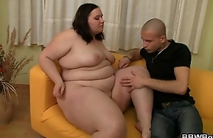 He loves to fuck fat chicks