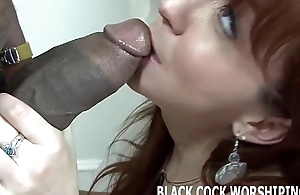 His big black cock fills my nuisance up completely